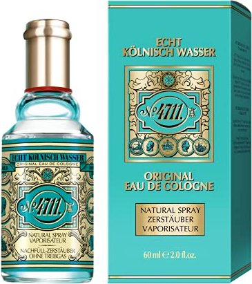 4711 Eau de Cologne spray 60ml -- via Amazon Partnerprogramm