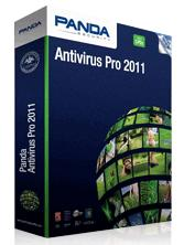 panda  Software: Antivirus Pro 2011, 3 User, 1 year (English) (PC) (B12AP11MB)