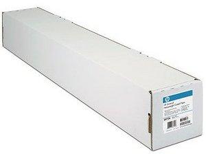 """HP C6567B gestrichenes Papier 42"""", 90g, 45.7m"""