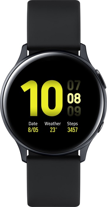Samsung Galaxy Watch Active 2 R830 Aluminum 40mm schwarz