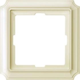 Merten ANTIK Rahmen 1fach, weiß (483144)
