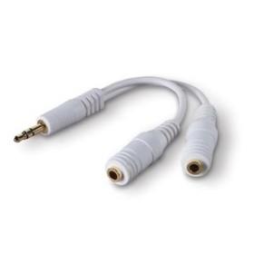 Belkin loudspeaker- and Headphones-splitter (F8V234-WHT-APL)