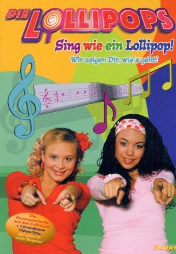 Die Lollipops - Sing wie ein Lollipop! -- via Amazon Partnerprogramm