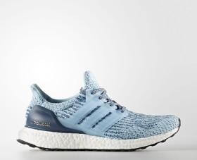 adidas Ultra Boost icey blue/blue night (Damen) (S82055)