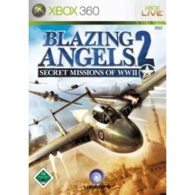 Blazing Angels 2 - Secret Missions of WWII (Xbox 360)
