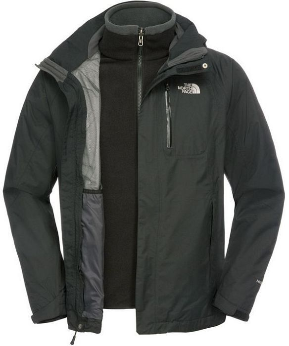 Jacke the north face herren