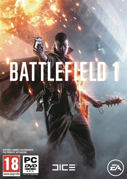 Battlefield 1 (angielski) (PC)
