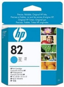 HP ink 82 cyan 28ml (CH566A)