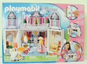 playmobil Princess - Aufklapp-Spiel-Box Schlösschen (5419)
