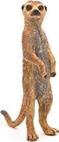 Papo Wildtiere der Welt - Stehendes Erdmännchen (50206)