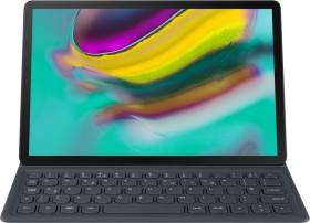 Samsung EJ-FT720 Book Cover Keyboard für Galaxy Tab S5e, DE (EJ-FT720BBEGDE)