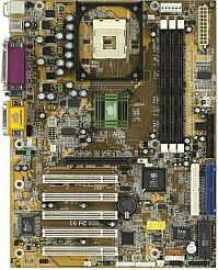 Chaintech CT-9SJD, SiS645 (PC-2700 DDR)