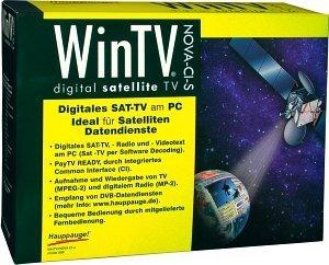 Hauppauge WinTV Nova-CI-s, PCI (588)