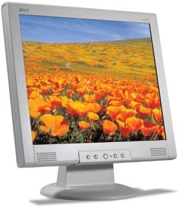 "Acer AL1911m, 19"", 1280x1024, analog, Audio"
