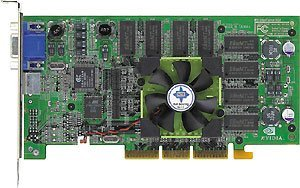MSI MS-8828, GeForce 3, 64MB DDR, TV-out, AGP