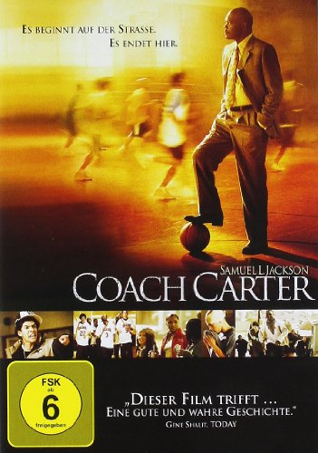Coach Carter -- via Amazon Partnerprogramm