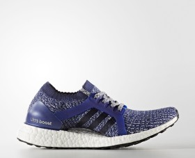 adidas Ultra Boost X purple/mystery ink/noble ink/grey one (Damen) (BY2710)