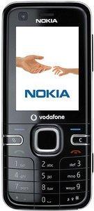 Nokia 6124 classic mit Branding