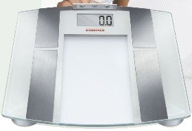 Soehnle Body Balance shape F3 electronic body analyser scale (63162)