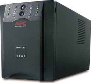 APC Smart-UPS XL 1000VA, USB/serial (SUA1000XLI)