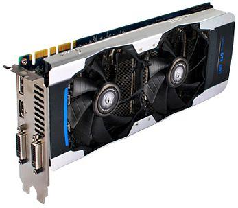 KFA² GeForce GTX 680 EXOC, 4GB GDDR5, 2x DVI, HDMI, DisplayPort (68NQH6DN6DXZ)