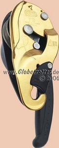 Petzl I'D S halbautomatisches Sicherungsgerät für Industriekletterer -- © globetrotter.de