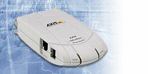 Axis Office Basic Serwery wydruku, port równoległy