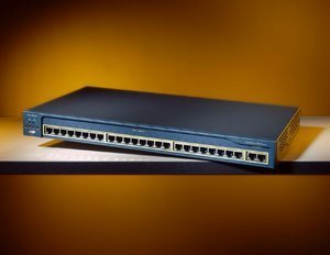 Cisco Catalyst 2950T-24, 24-portowy, managed (WS-C2950T-24)