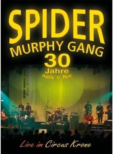 Spider Murphy Gang - 30 Jahre Rock'n'Roll -- via Amazon Partnerprogramm