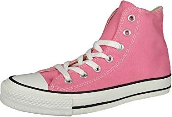 Converse Chuck Taylor All Star Classic Hi pink -- via Amazon Partnerprogramm