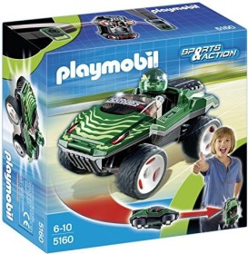 playmobil Sports & Action - Carry Along Snake Racer (5160)