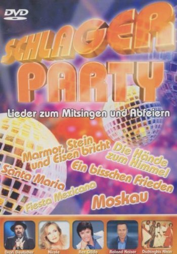 Schlager Party -- via Amazon Partnerprogramm