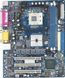 Shuttle MB48N, i845GV [PC-2700 DDR]