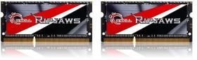 G.Skill RipJaws SO-DIMM Kit 16GB, DDR3L-1600, CL11-11-11-28 (F3-1600C11D-16GRSL)