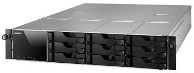 Asustor AS-609RD, 2x Gb LAN, 2HE (90-AS-609RD1-MA20)