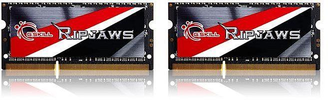 G.Skill RipJaws SO-DIMM Kit 8GB, DDR3L-1600, CL11-11-11-28 ( F3-1600C11D-8GRSL)