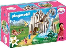 playmobil Heidi - Am Kristallsee mit Heidi, Peter und Clara (70254)