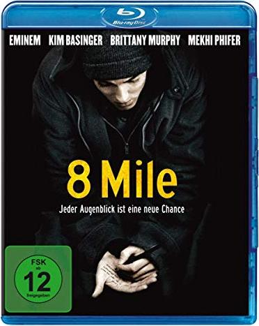 8 Mile (Blu-ray) -- via Amazon Partnerprogramm