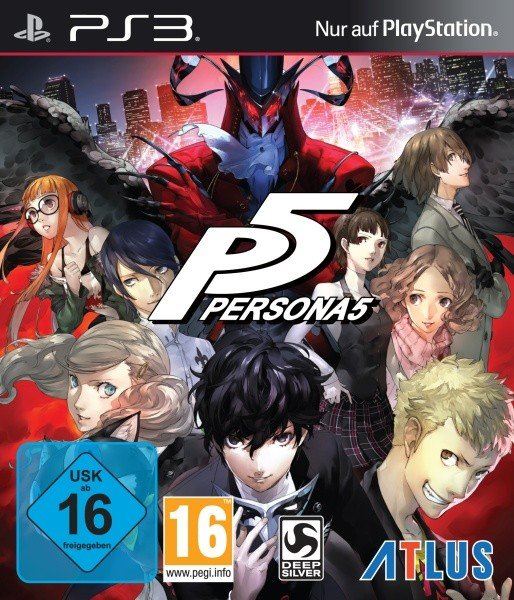 Persona 5 (englisch) (PS3)