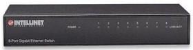Intellinet desktop Gigabit switch, 8x RJ-45 (530347)