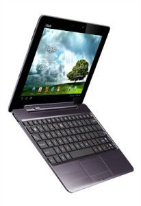 ASUS Eee Pad Transformer Prime + KeyboardDock 32GB grey, UK (TF201-1B002A)