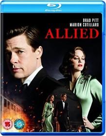 Allied (Blu-ray) (UK)