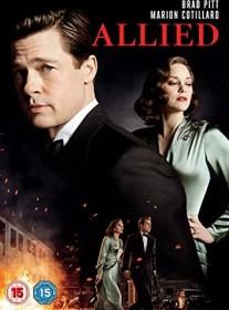 Allied (DVD) (UK)