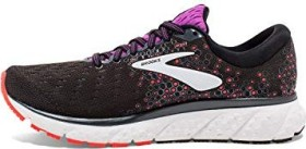 Brooks Glycerin 17 black/fiery coral/purple (Damen) (120283-059)