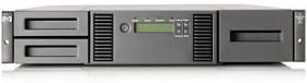 HP StorageWorks MSL2024 LTO-Ultrium 5 3000, 2U Rack, 36/72TB, FC (BL542A)
