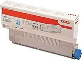 OKI Toner 46443103 cyan hohe Kapazität