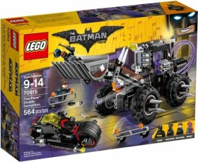 LEGO The Batman Movie - Doppeltes Unheil durch Two-Face (70915)