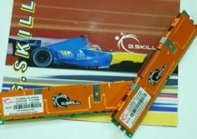 G.Skill Value DIMM Kit 2GB, DDR2-667, CL3-4-3-8 (F2-5400CL3D-2GBGA)