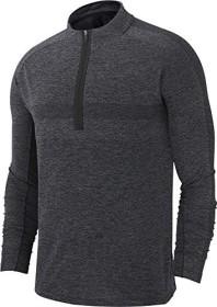 Nike Dri-FIT Shirt langarm black/dark grey (Herren) (AJ5446-010)
