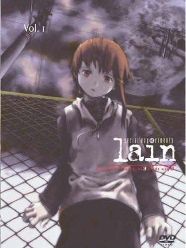 Lain - Serial Experiments Vol. 1 -- via Amazon Partnerprogramm